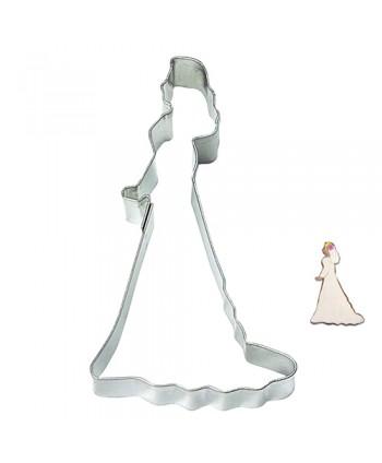 Cortador novia 9,5cm