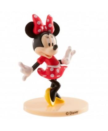 Figura Minnie Mouse 9cm Pvc