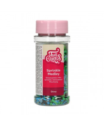Dino medley sprinkles 65 gr...