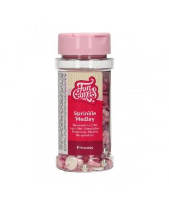 Princess medley sprinkles...