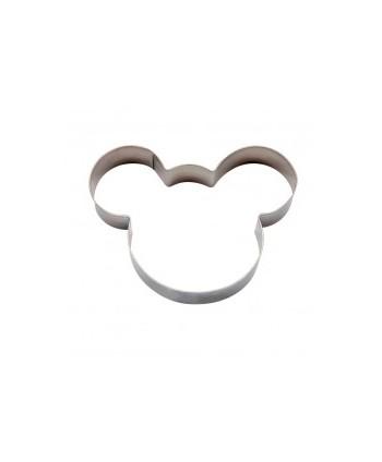 Cortador Mickey Mouse 9,5cm