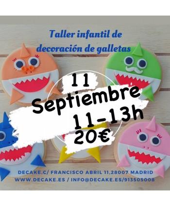 11/09/21  Taller infantil...
