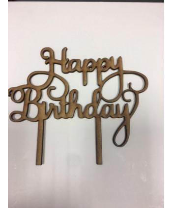 Topper Happy Birthday...