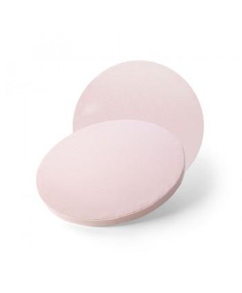 Base redonda gruesa rosa...