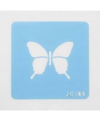 Stencil mariposa Culpitt