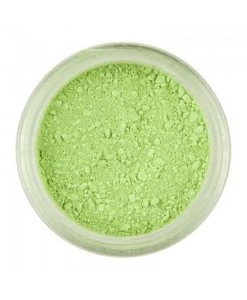 Colorante polvo verde...