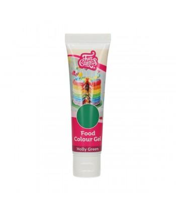 Colorante gel holly green...