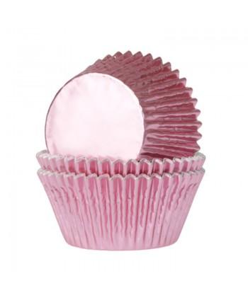 24 cápsulas foil baby pink...