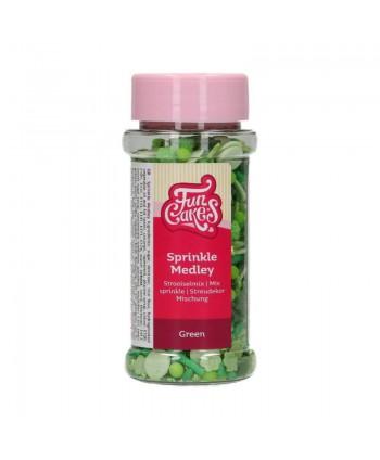 Green medley sprinkles 65...