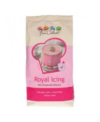 Royal icing-Glasa real...