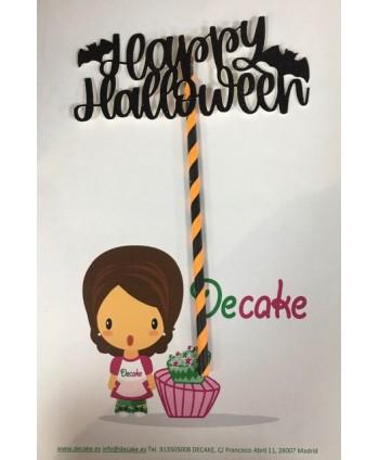 Topper Happy halloween en...