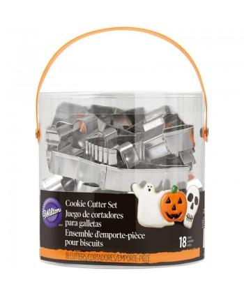 18  cortadores halloween  -...
