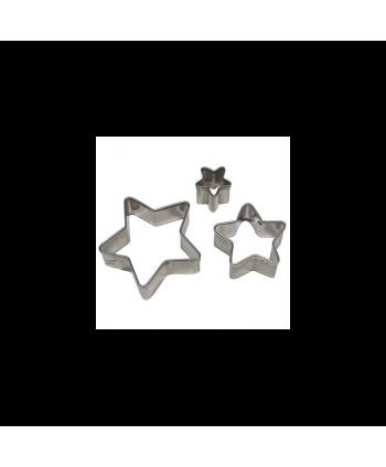 Set 3 estrella cortadores -...