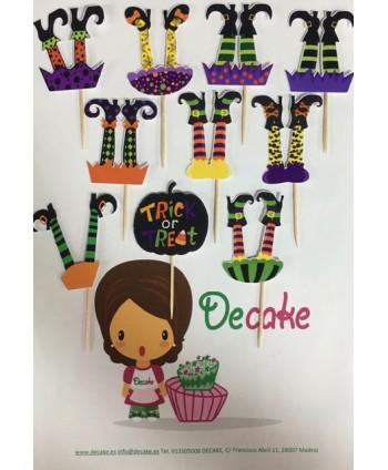 Mini Topper cupcake Pies...